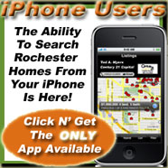 Get the ONLY iPhone App for the Rochester NY MLS